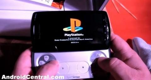 Sony ericsson r800x
