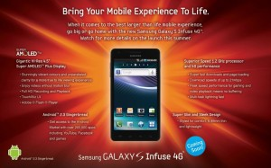infuse-4g