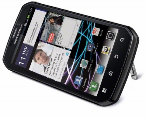 インチqHD NVIDIA Tegra 2搭载 CDMA GSM WCDMA WiMAX対応