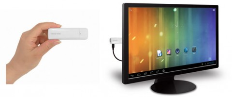GEANEE、Androidスティック「ADH...