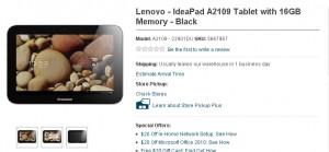 LenovoA2109