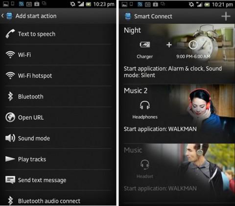 IFA 2012 : Sony Mobile、「Livewareマネージャー」の置き換えと