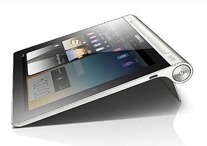 タブレット「yoga tablet 8」、「yoga tablet 10」を発表