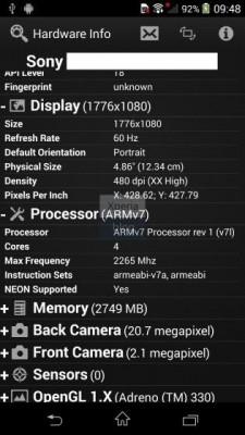 Sony-D6503-15