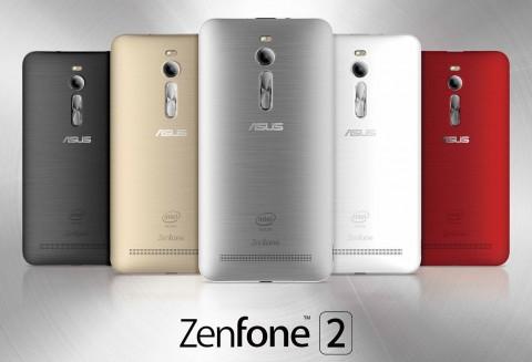 SIMフリースマホ期待の星 ASUS ZenFone 2 日本向けモデルキタ━(゚∀゚)━!