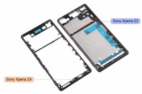【速報】 Xperia Z4、マグネット充電とMicroSD廃止
