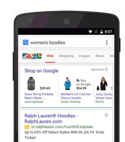 Google、検索結果から商品を直接購入できる「Purchases on Google」を発表