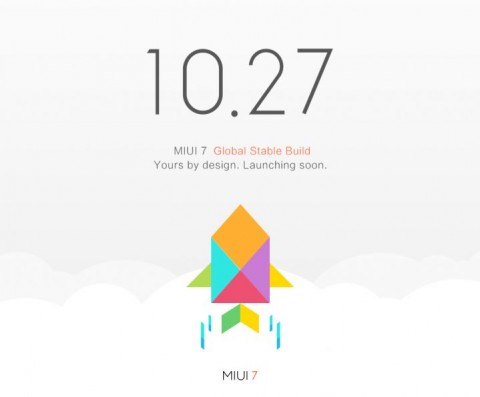 Xiaomi、MIUI 新バージョンの「M...