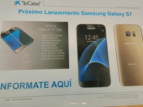 サムスン、『Galaxy S7』を明日発表へ