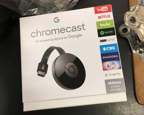 Chromecast ultra aanbieding