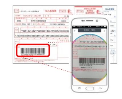 みずほ銀行、コンビニ払い票の公共料金をスマートフォンアプリで払い込むことのできる新サービスを7月に提供